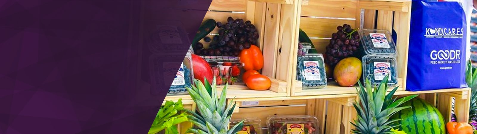 FREE GROCERY POP-UP